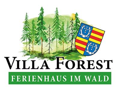 Villa Forest | Ferienhaus Sauerland Logo